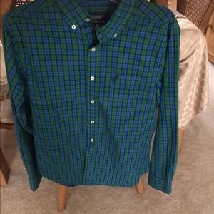 American Eagle button up men's shirts